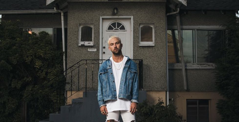 Vancouver's SonReal Combines Sublime Hooks with Meaningful Messages on One Long Dream, His Debut Album Premiered by Highsnobiety