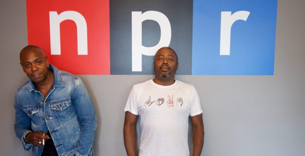 """Dave Chappelle Guests, Erykah Badu Pranks on First """"What's Good with Stretch & Bobbito"""" NPR Podcast"""