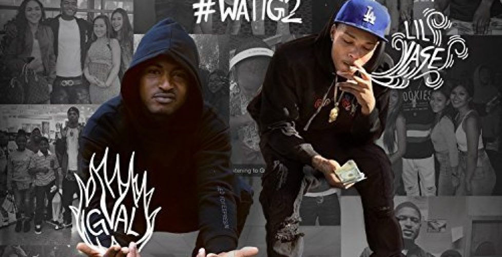 Slick Talking San Fran Duo Lil Yase and G-Val Serve the Bass on What a Time to Grind 2, Premiered by Mass Appeal