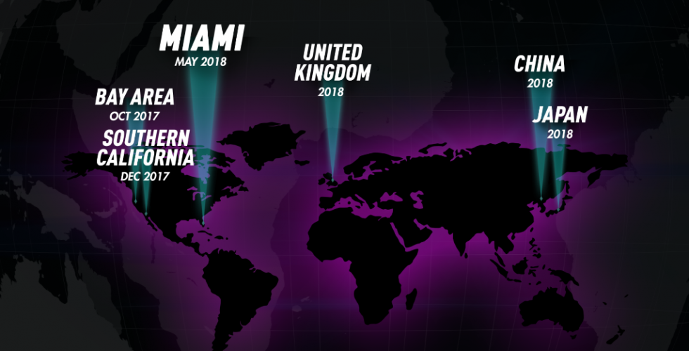 Rolling Loud Festival Goes Global, Announces Six Shows in Next Year