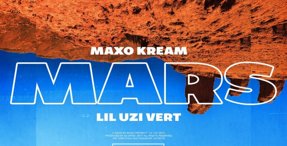 """Maxo Kream & Lil Uzi Vert Fly to """"Mars"""" For New Collab"""