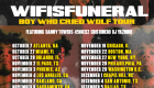 "wifisfuneral Announces The Boy Who Cried Wolf Tour, Pairs with Mass Appeal for a ""Dollar Van Video"""