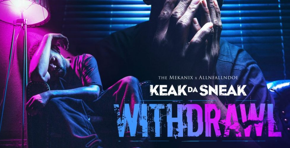 """Keak Da Sneak and E-40 """"Keep It Goin"""" with a Supremely Hyphy Single"""