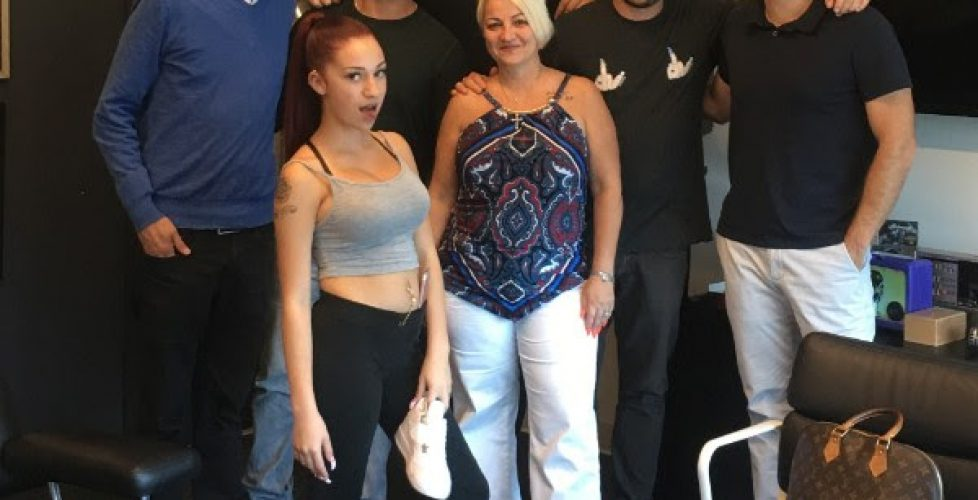 Bhad Bhabie, Social Media Sensation, Signs Deal with Atlantic Records