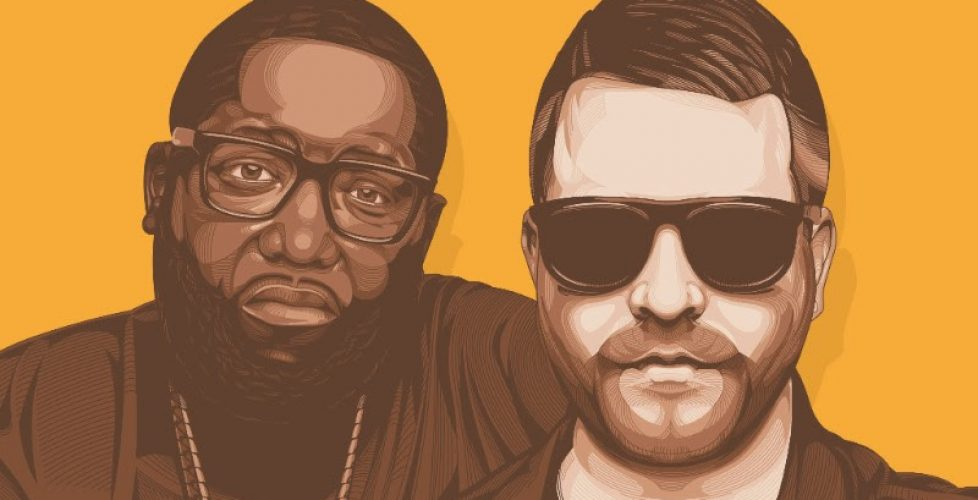 Clash of the Dynamic Duos: Stretch and Bobbito Meet Run The Jewels on NPR's What's Good
