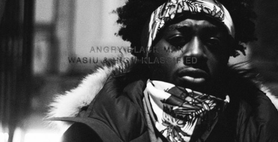 """MTL Rhymer Wasiu Speaks Truth to Power on the Politically-Charged """"Angry Black Man"""" Single"""