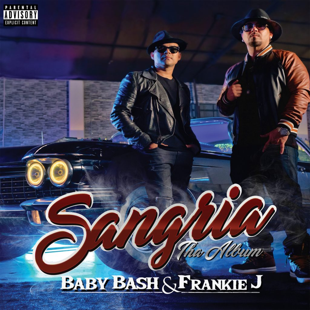 🍷🍷 Baby Bash and Frankie J Fuse Urban Music and Latin Music to Create Irresistible Ear Candy