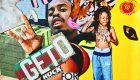 Husser of The Posterz Salutes the Spirit of Creativity in His Grunge-Rap Opus, Geto Rock For The Youth EP, Premiered by Noisey