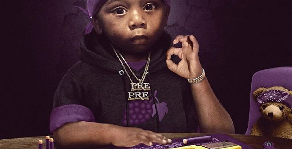 Young Dolph Co-Signee Jay Fizzle Pledges His Allegiances with The Color Purple, Coming Next Week