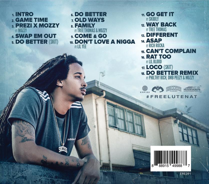 Bay Area Hitmaker Prezi Releases Do Better The Album, a Slap