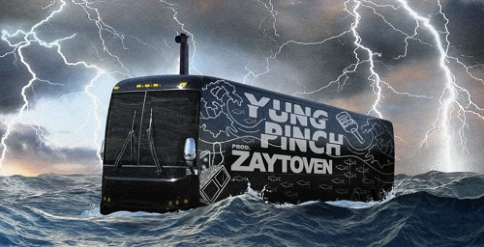 "Yung Pinch Connects with Zaytoven for the Trapified ""The Navy"""