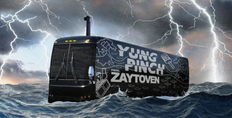 """Yung Pinch Connects with Zaytoven for the Trapified """"The Navy"""""""