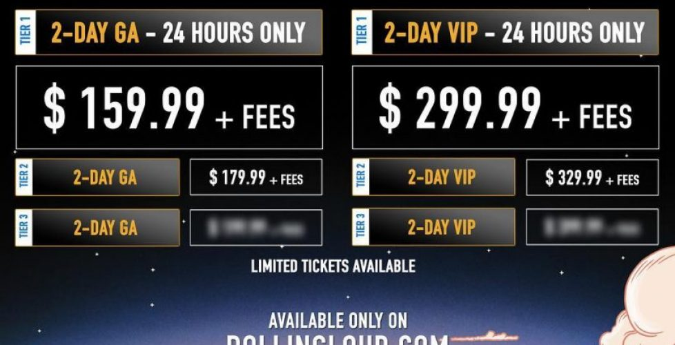 Tickets are Now Available For Rolling Loud Bay Area 2018
