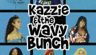 NJ's Kazzie Recruits Rico Nasty, CupCakke, Dreezy, and More for Kazzie & The Wavy Bunch Mixtape