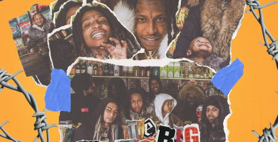 Nef The Pharaoh Shares Debut Album The Big Chang Theory, Feat. Dej Loaf, OMB Peezy, Cuban Doll, and Others