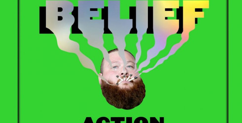 Action Bronson Releases Stoned Beyond Belief, His Second Book