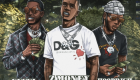 " Happy #Burrday Gucci Mane! Z Money, Wop, and Hoodrich Pablo Juan Drop ""Millions"""