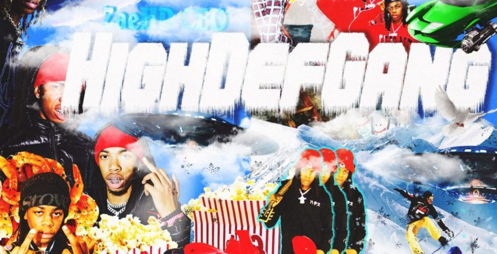 Drake-Approved Dance Rap Icons ZaeHD & CEO Share Debut Mixtape HighDefGang Vol. 1